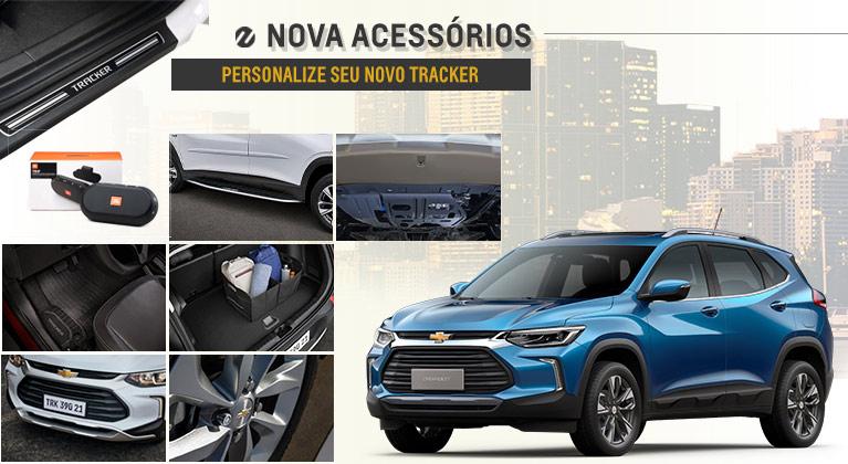 NovoTracker Acessorios Mo